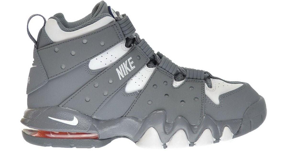 NIKE Youth Boys' Air Max CB '94 Sneakers Gray