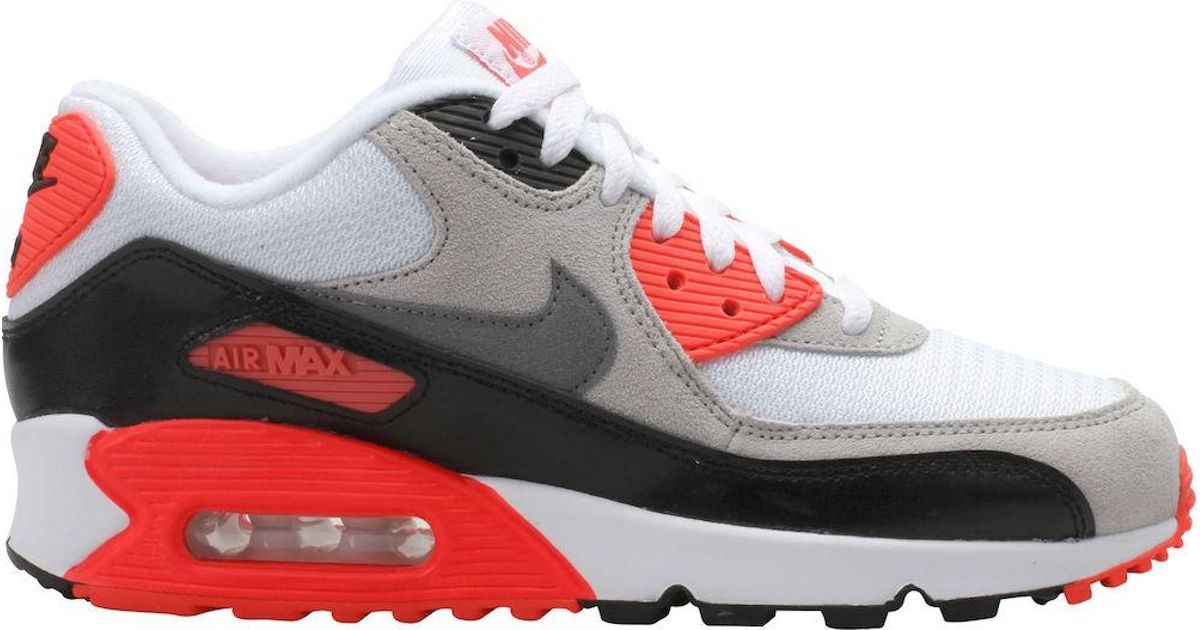 huge selection of 3d648 b465c Lyst - Nike Big Kids Air Max 90 Prem Mesh Gs Size 6 Us for Men