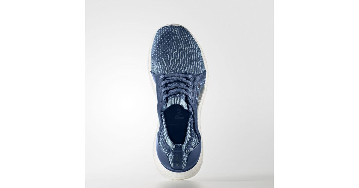 96d78efdb74 Lyst - Adidas Ultraboost X Parley Shoes in Blue for Men