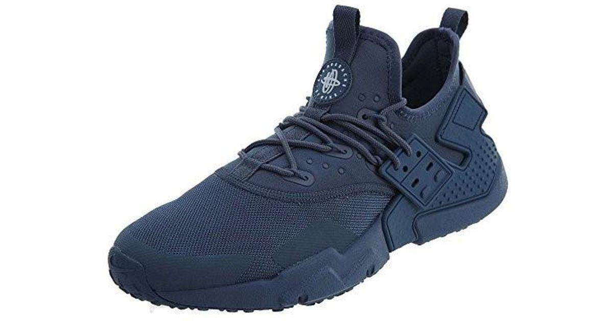 55a1763db44 Lyst Nike Air Huarache Drift Style Ah7334 400 In Blue For Men