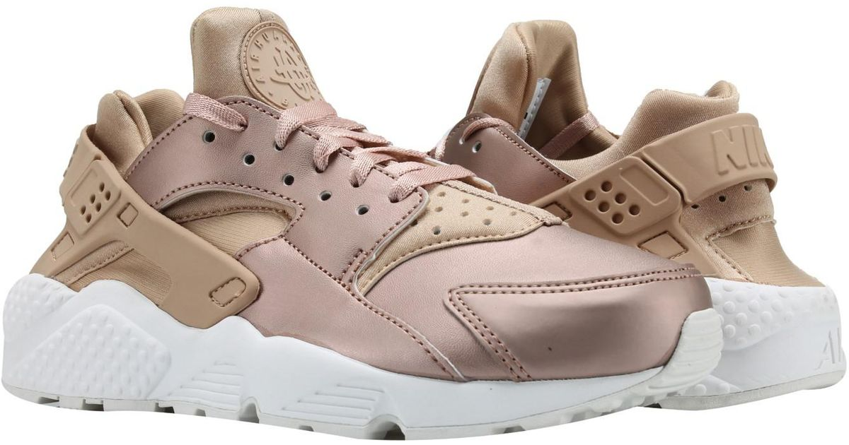 promo code 4258b 5ee2b Lyst - Nike Air Huarache Run Prm Txt Rose Gold Running Shoes Aa0523-202 for  Men