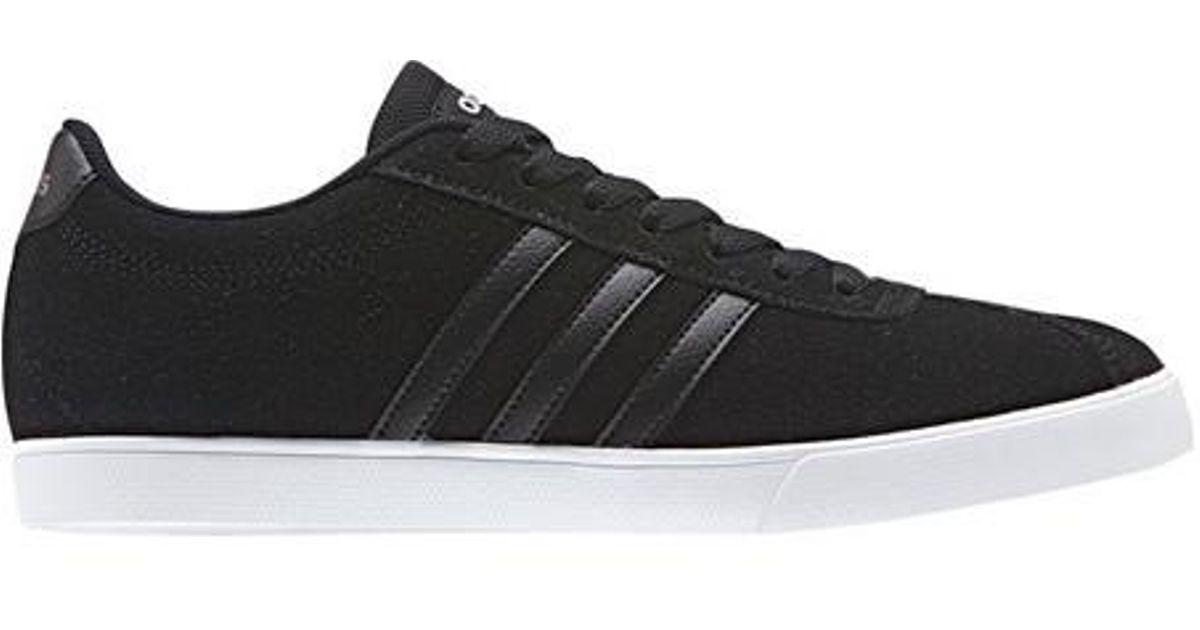 sale retailer f9e38 d23fa Lyst - adidas Neo Courtset Sneaker in Black for Men