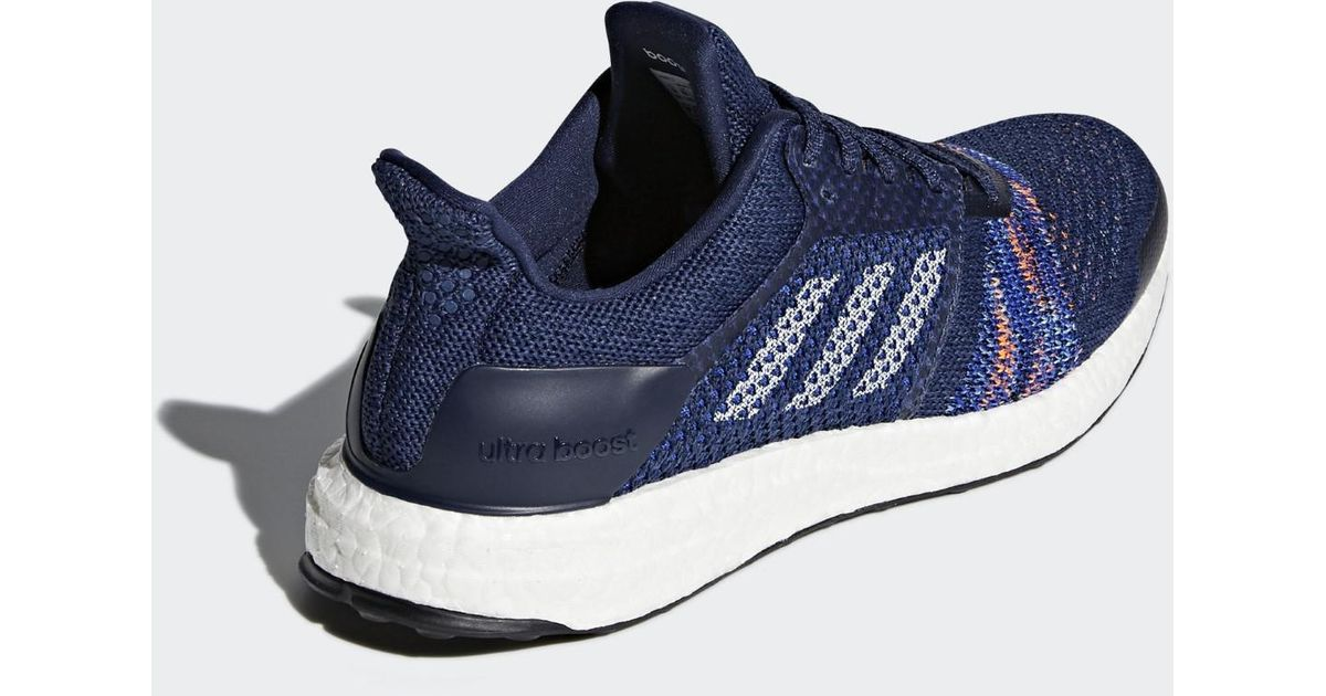 ff6df62a147 Lyst - adidas Ultraboost St Shoes in Blue for Men