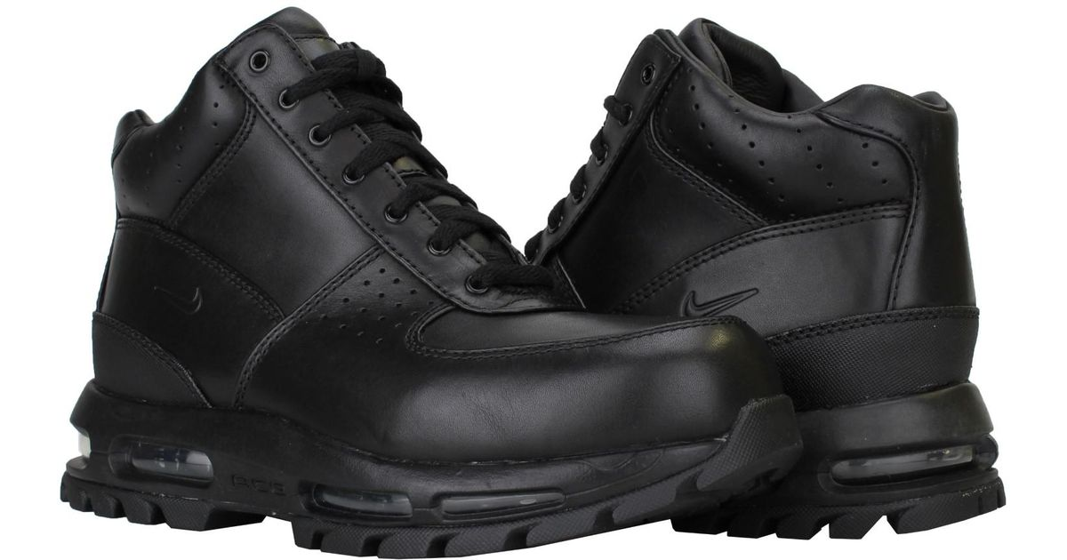 low priced 7dee5 92978 ... Lyst - Nike Acg Air Max Goadome 2013 Boots Size 8 in Black for Men ...