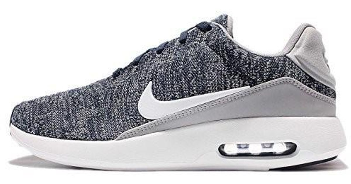 reputable site 97c11 54118 Nike - Gray Air Max Modern Flyknit - Lyst