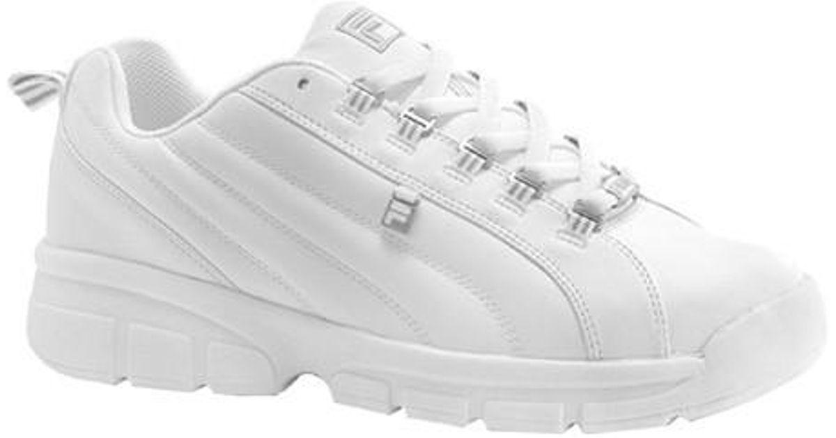 3c84733a3b3 Lyst - Fila Exchange 2k10 in White for Men