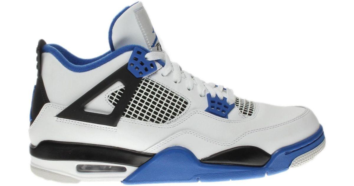 5e459d80209a4f Lyst - Nike Mens Air Jordan 4 Retro