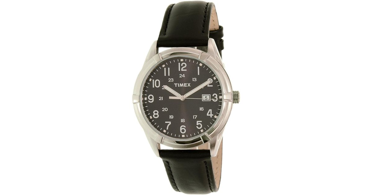257581ea171 Lyst - Timex Easton Avenue Watch in Metallic