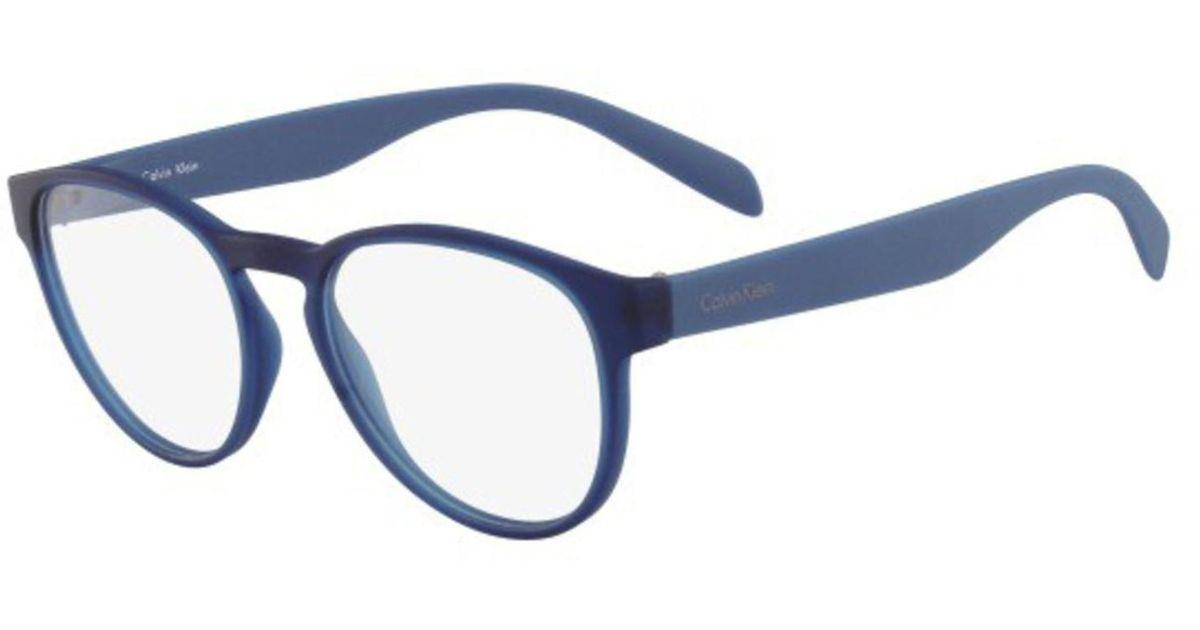 6f8f0526dd3 Lyst - Calvin Klein Eyeglasses Ck 5969 412 Blue in Blue for Men