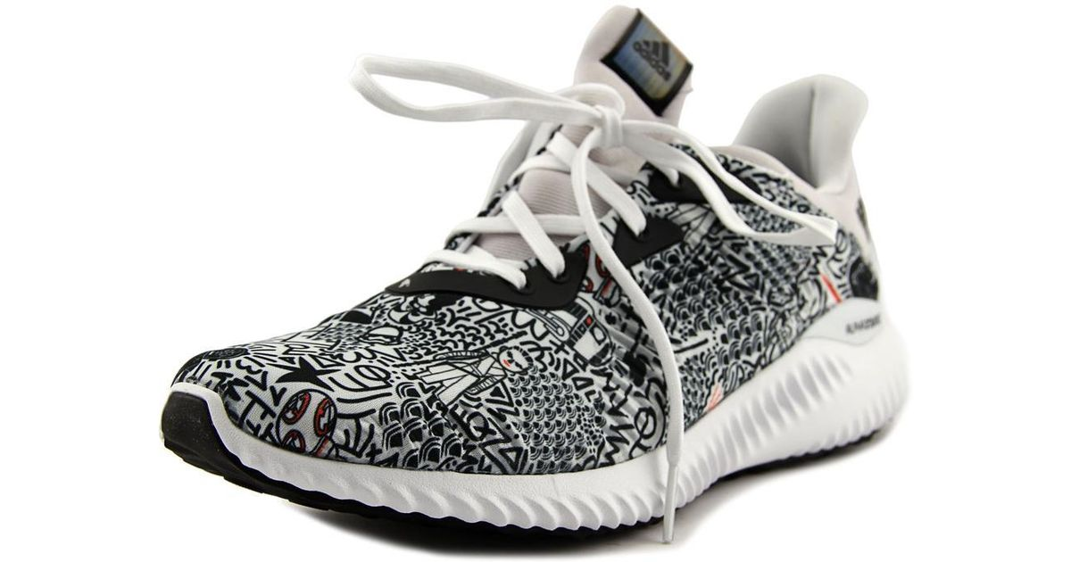 000ac40612faf Lyst - adidas Originals Alphabounce Star Wars Youth Us 5.5 Multi Color  Sneakers in White for Men