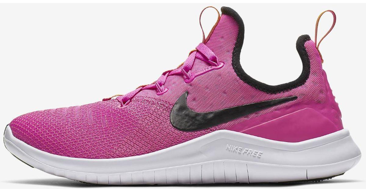 cd075d932fd7 Lyst - Nike Free Tr 8 Gym hiit cross Training Shoe