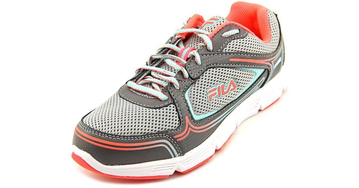 b80b950048 Lyst - Fila Soar 2 Women Us 11 Gray Running Shoe