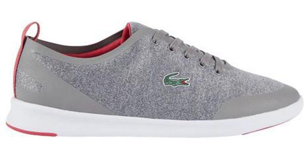 Avenir Lyst Gray Lacoste 1 In Sneaker EDIH92