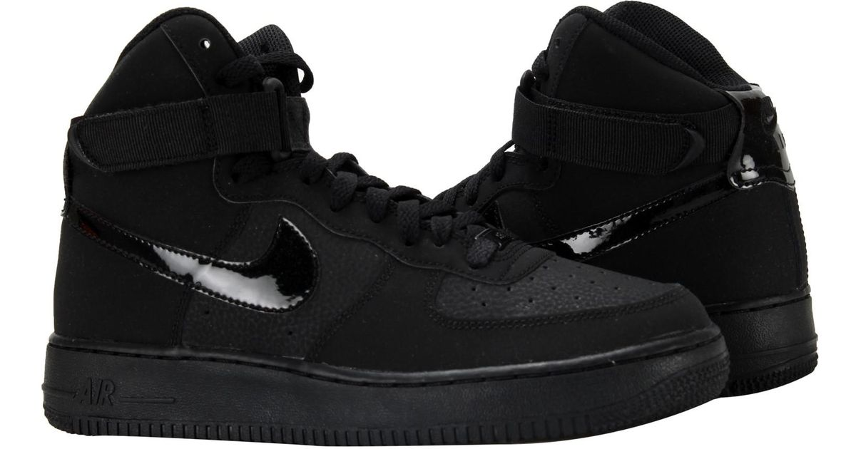 3302fb176d83d Nike Air Force 1 High (gs) Big Kids Basketball Shoes Size 7 in Black for  Men - Lyst