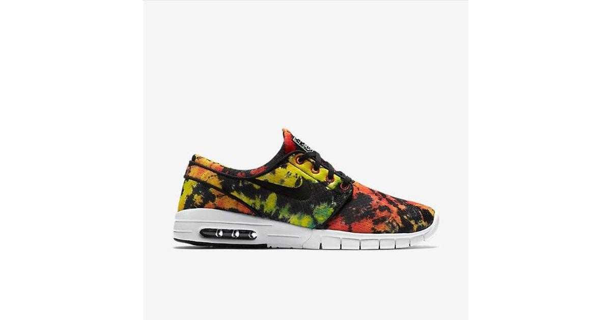 04d6259ef3 Lyst - Nike Stefan Janoski Max Premium Shoe in Green for Men