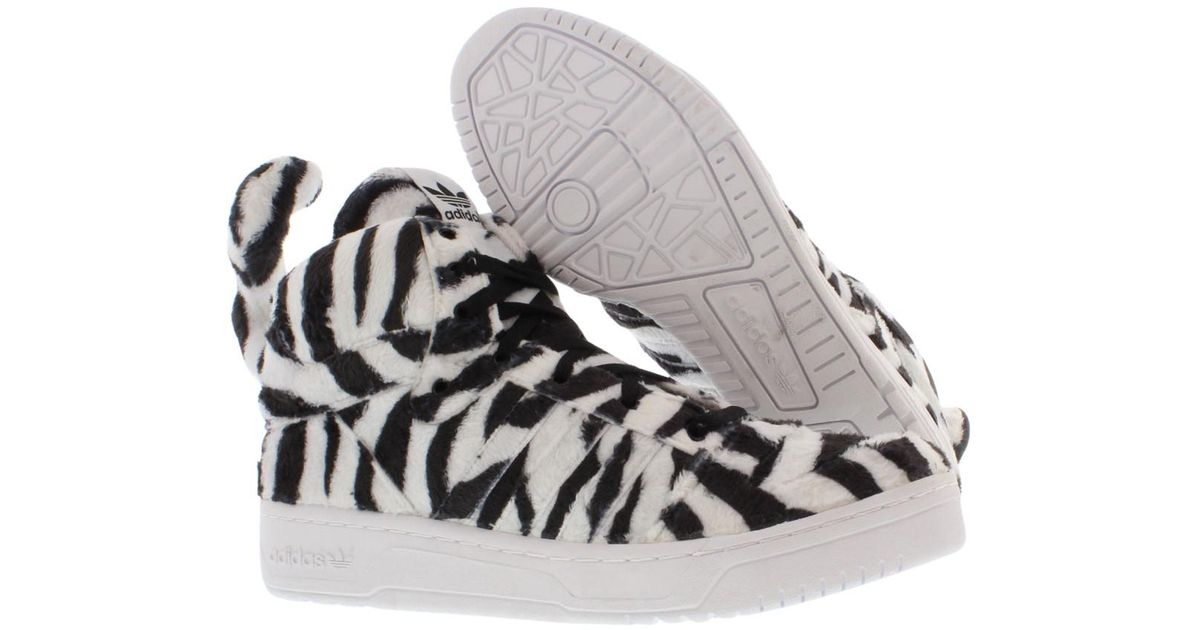 220b2d40f0586e Lyst - adidas Addias Js White Tiger Shoes Size 14 in White