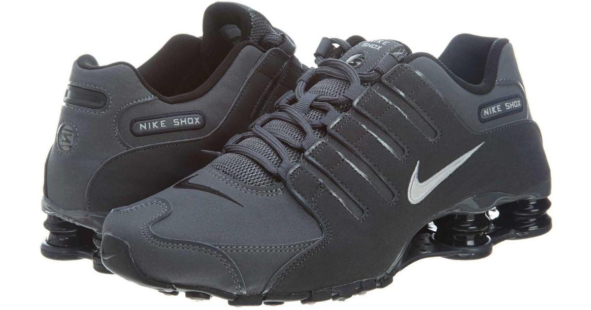 Lyst - Nike Shox Nz Mens Style 378341 for Men 6ba9ea07a
