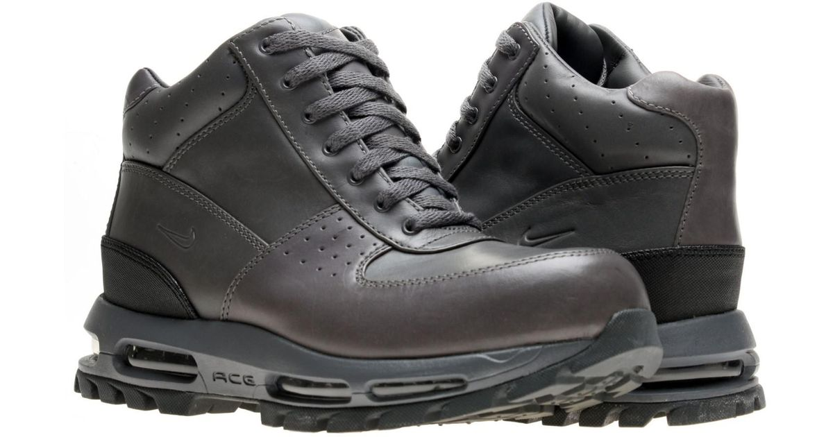 Lyst Nike Air Max Goadome Acg Boots Size 10 5 In Gray For Men