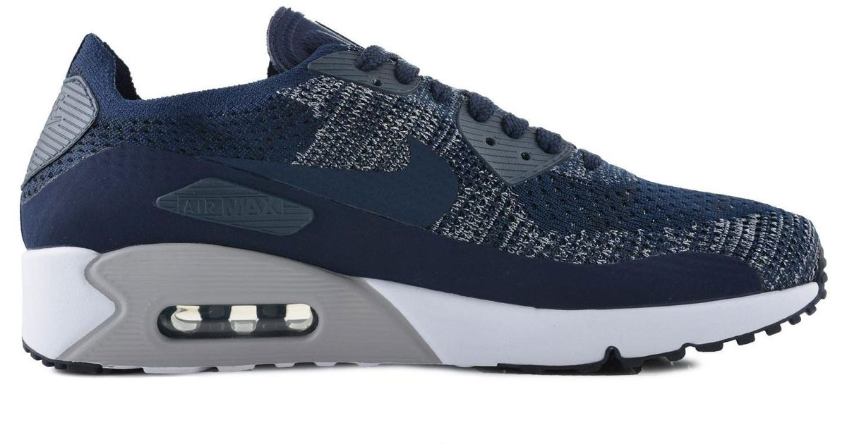 best sale 77189 abad2 875943 401 nike air max 90 ultra flyknit