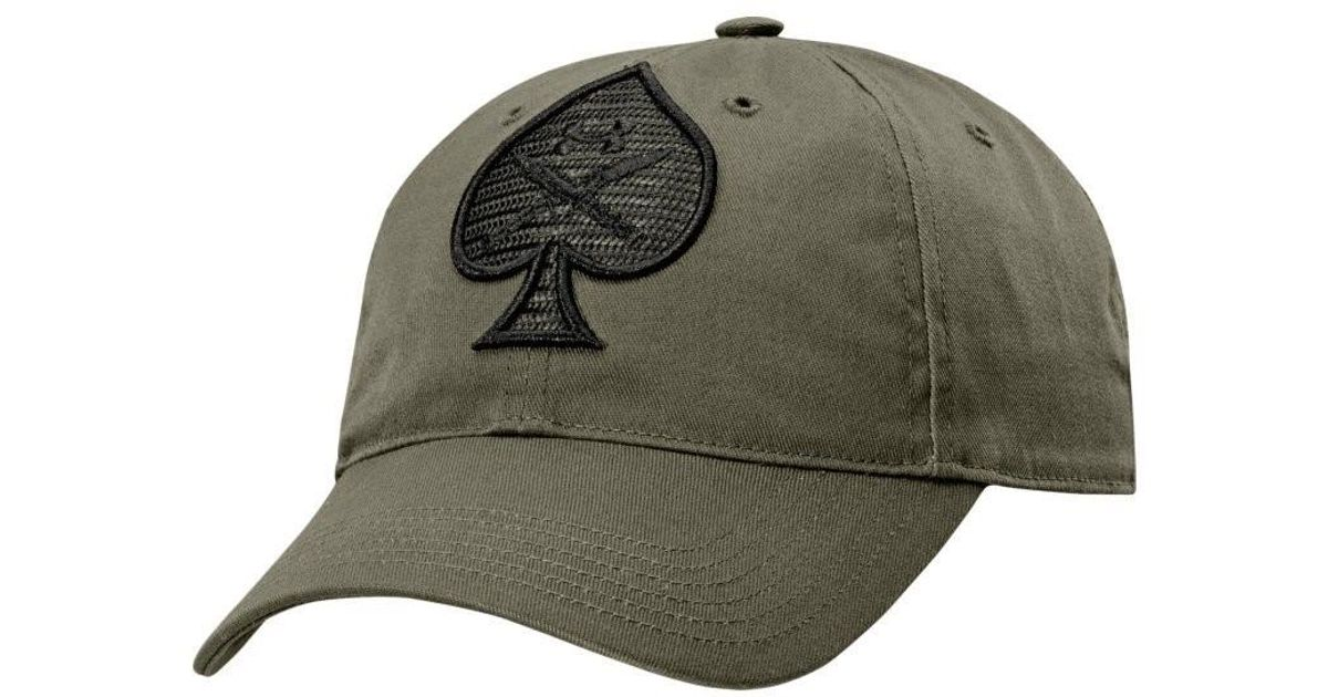 cdca42ea9db7e shop ua tactical patch cap black under armour 13765 3eb82  50% off lyst under  armour adidas men tactical spade hat in green for men 4e389