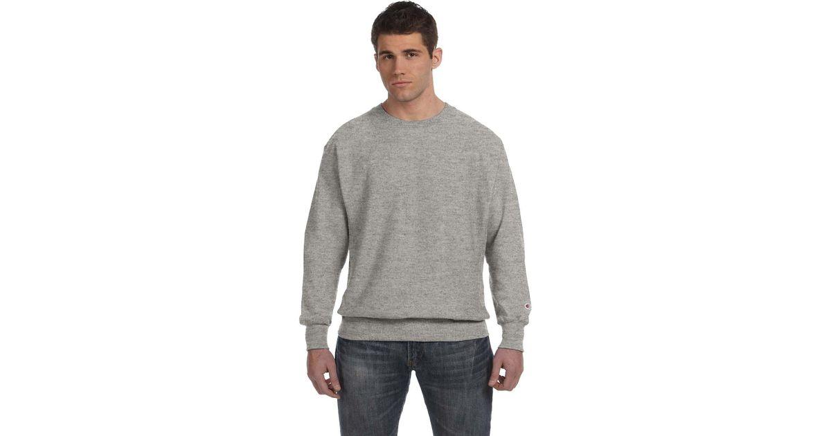 b82b94594cc4 Lyst - Champion 12 Oz 82 18 Reverse Weave Crew Heavyweight Sweatshirt.  S1049 in Gray for Men