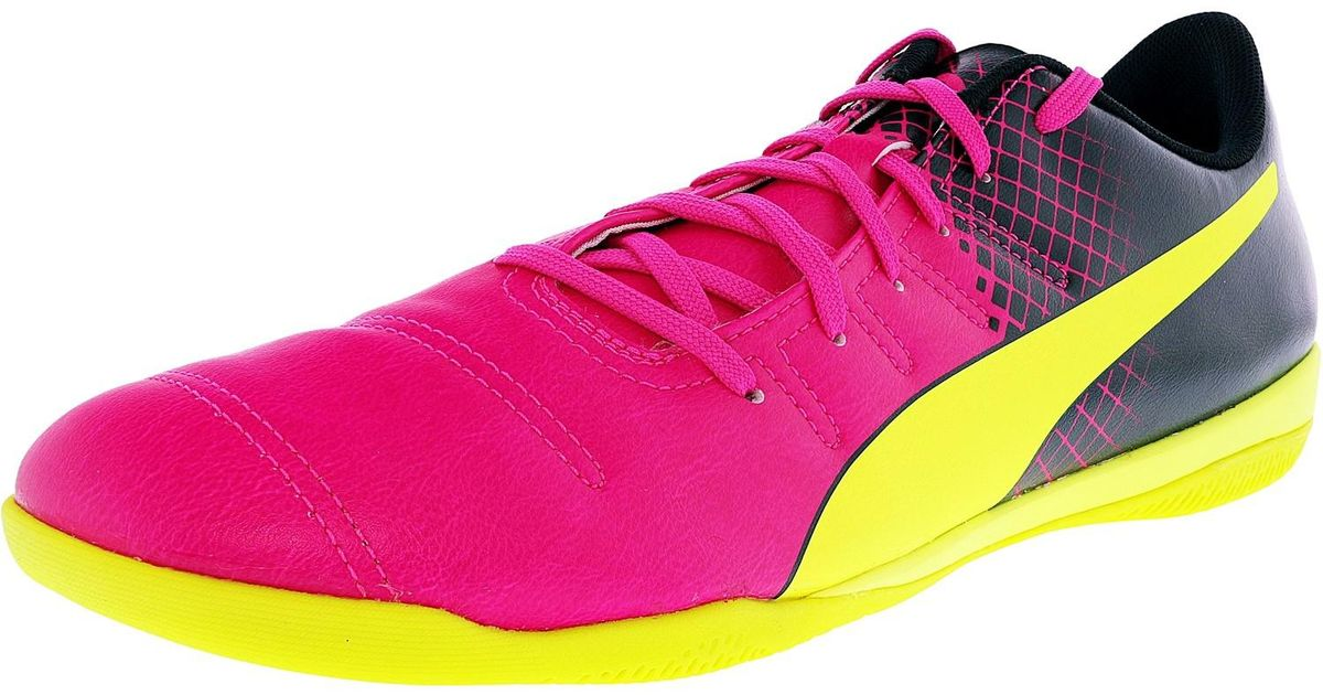 9039f3ec810a Lyst - PUMA Evopower 4.3 Tricks It Men Us 12 Yellow Sneakers in Pink for Men