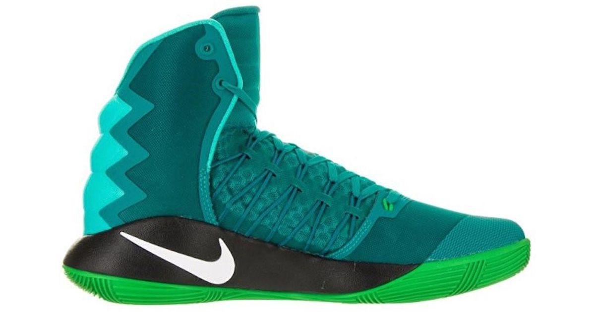 new products 5f0f9 eac53 Lyst - Nike Hyperdunk 2016 Rio Teal white Green Spark Blk Basketball Shoe  (11.5 D(m) Us) in Green for Men