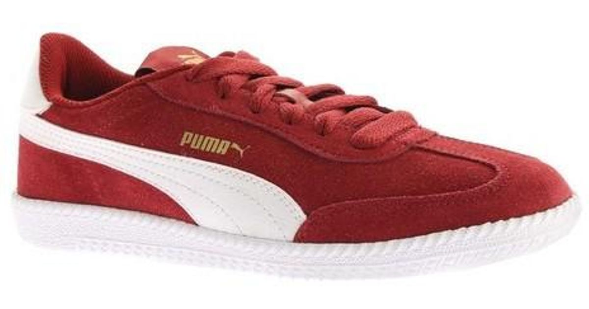 c12cbf6d95c8 Lyst - PUMA Astro Cup Suede Sneaker in Red for Men - Save 47%