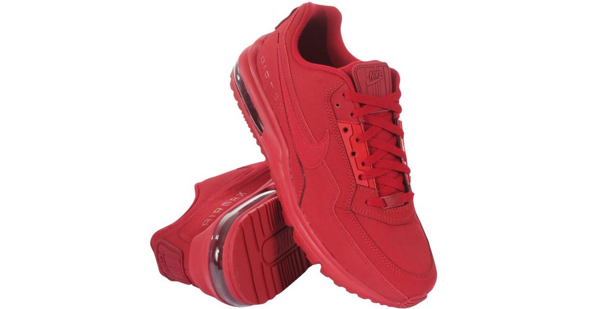 online store 48183 80bee ... release date lyst nike air max ltd 3 gym red gym red running shoe 12 men