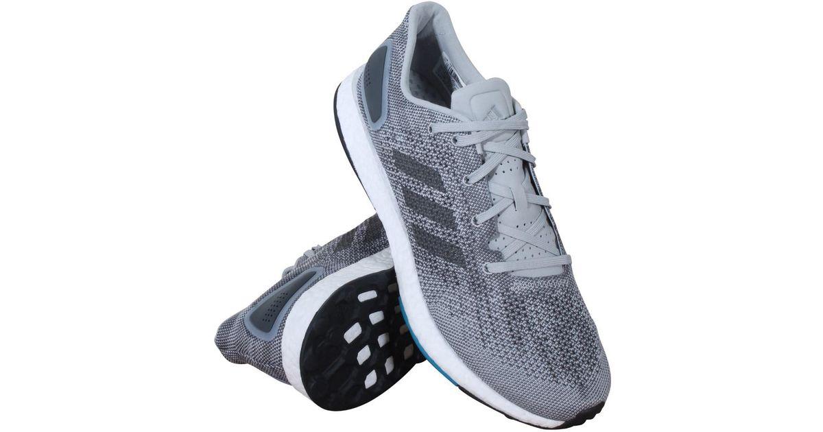 hot sale online 08a6f a21c4 Lyst - adidas Originals S82010 Men Pureboost Dpr Grey Dgsogr in Gray for Men