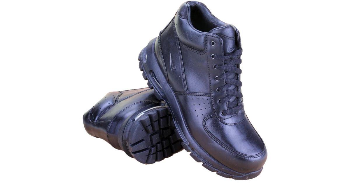 d5e6e9d7c6a Lyst - Nike Air Max Goadome Acg Boots Size 7.5 in Black for Men