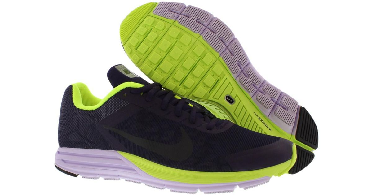 409d2aea1c9 Lyst - Nike Zoom Structure+ 17 Shield Running Shoes Size 10.5 in Black for  Men