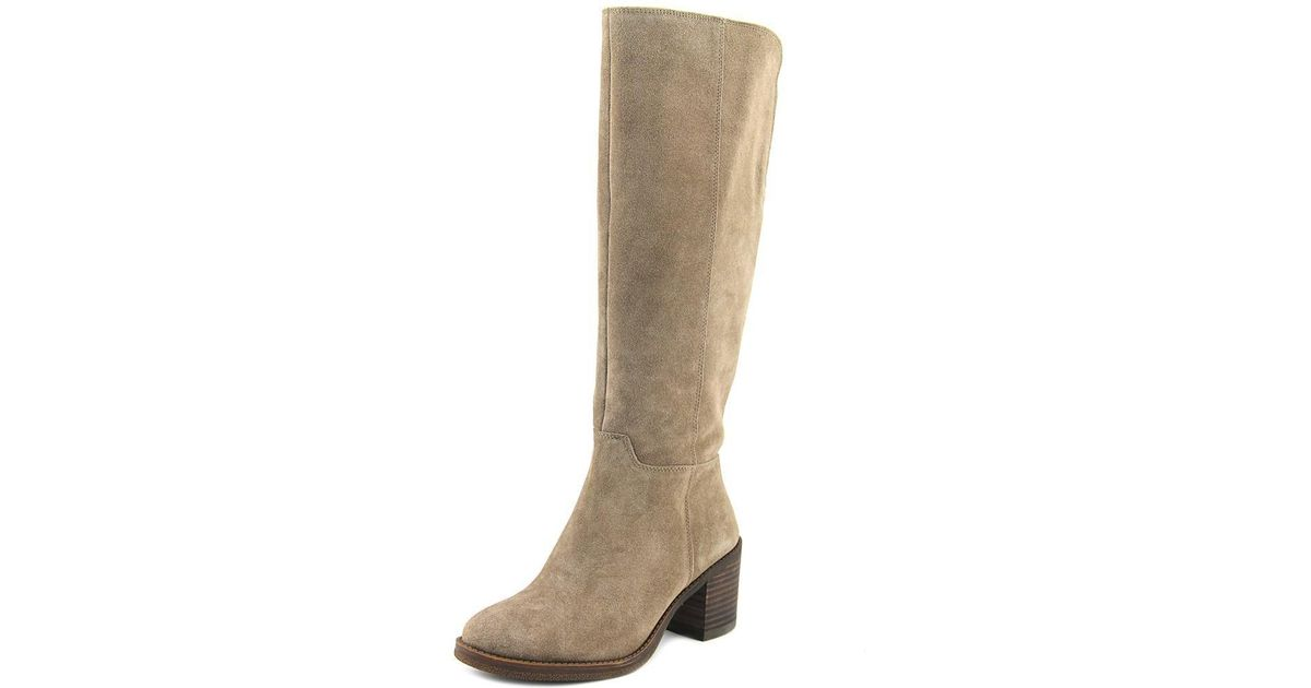 feb28349bb2 Lyst - Lucky Brand Ritten Women Us 7.5 Brown Knee High Boot in Brown