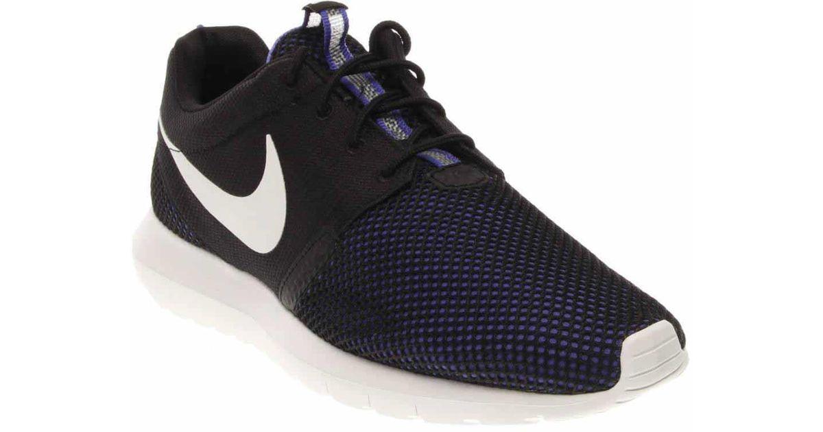 e46933566933 Lyst - Nike Rosherun Nm Br Running Shoe in Black for Men