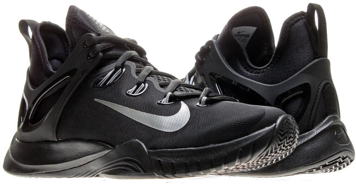 Lyst - Nike Zoom Hyperrev 2015 Basketball Shoes in Black for Men 55889c3f4