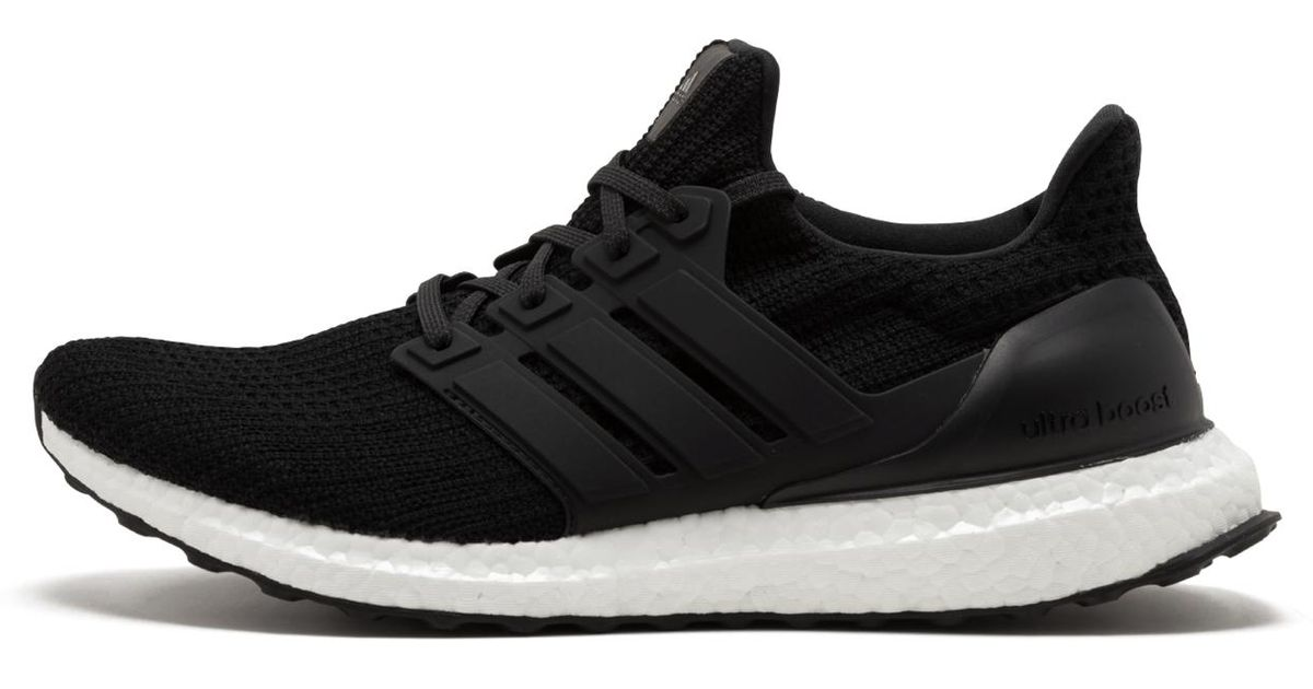 6d43bc7db88e2 Lyst - adidas Ultraboost Running Shoes in Black for Men