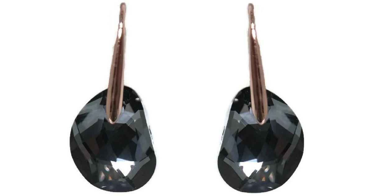 0b4c4a1020109 Swarovski Galet Pierced Earrings - Best All Earring Photos ...