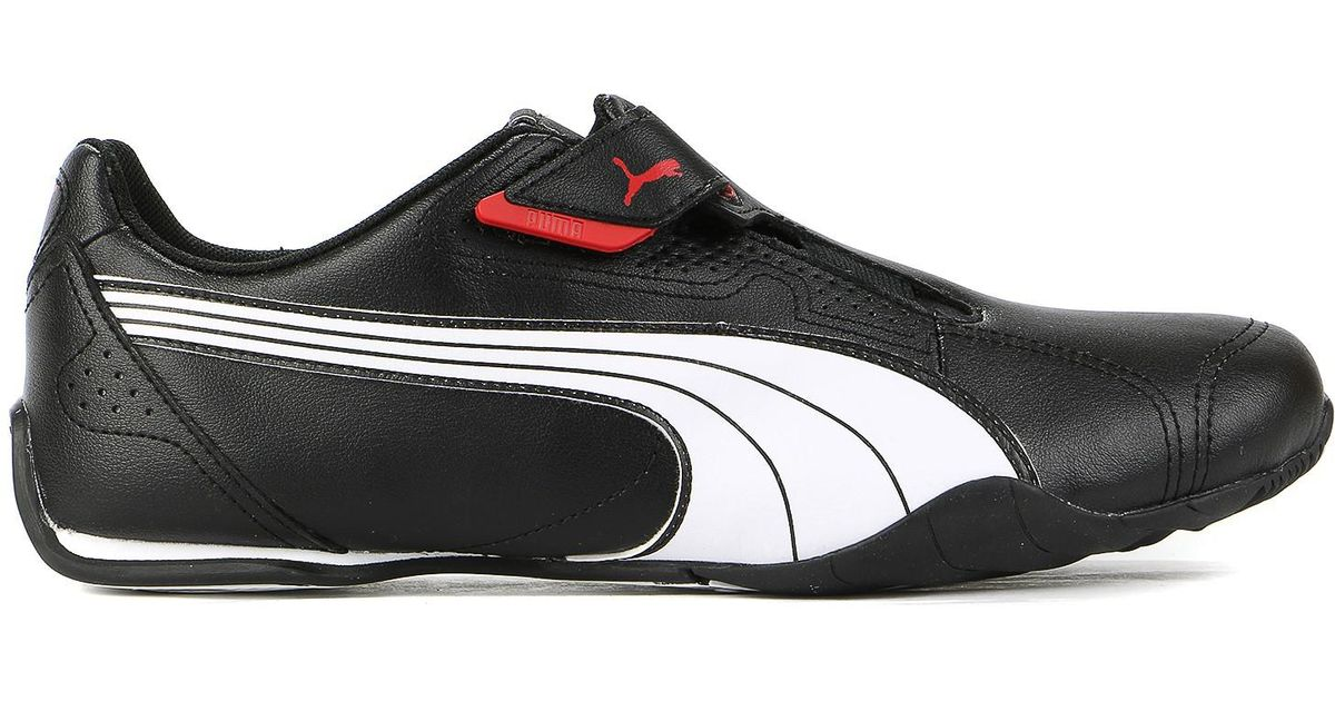 01b911d43c67 Lyst - Puma Unisex Adults  Redon Move Trainers in Black for Men