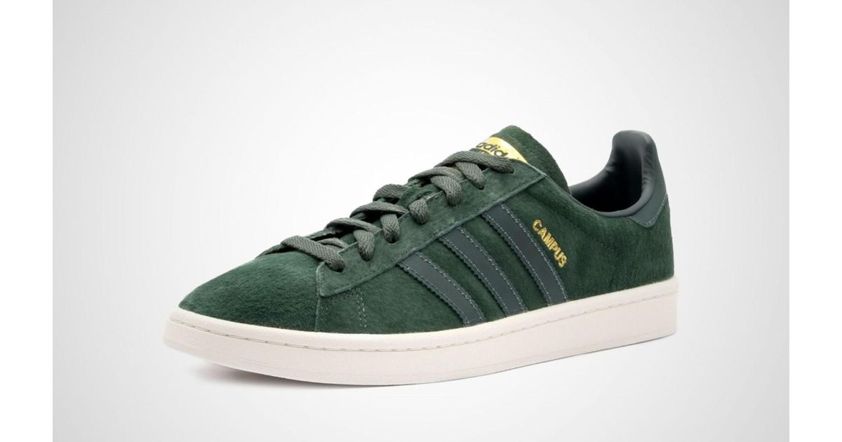 new product e7b18 e83a9 Lyst - adidas Campus Fitness Shoes in Green for Men - Save 2