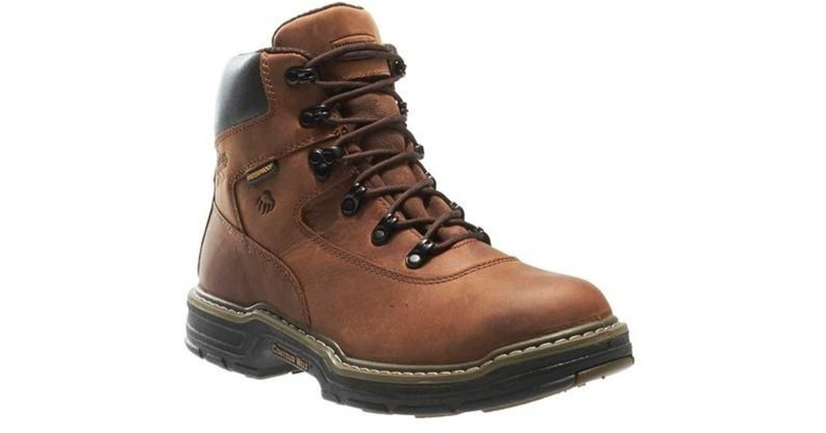 13300a2f0b43 Lyst - Wolverine Marauder 6  in Brown for Men