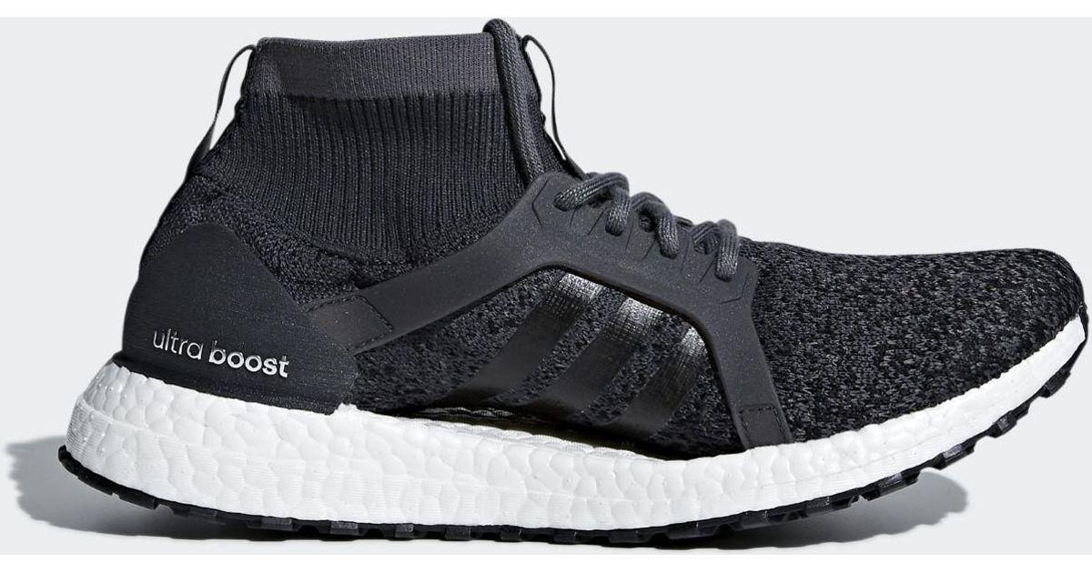 Lyst Adidas Ultraboost in X All Terrain in Ultraboost Black 88f05d
