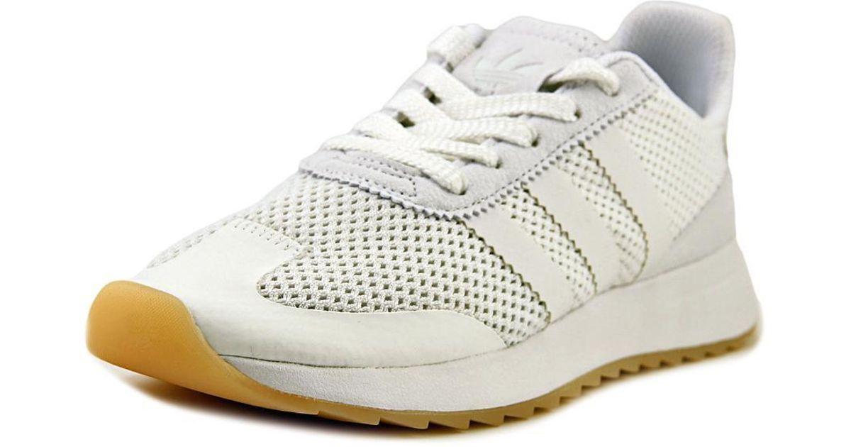 newest 5d75f 1cc0a ... release date af6c7 Lyst - Adidas Originals Flb Runner Women Us 7 White  Running Shoe in ...