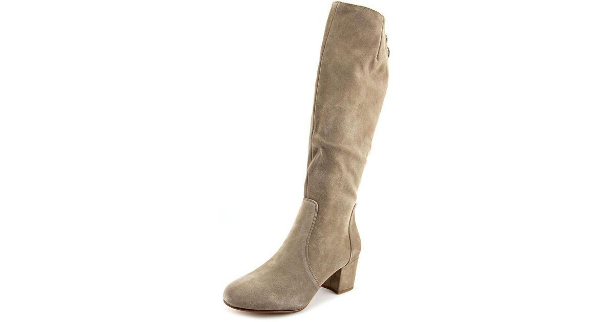 938befbde01 Steve Madden - Multicolor Womens Haydun Suede Block Knee-high Boots - Lyst