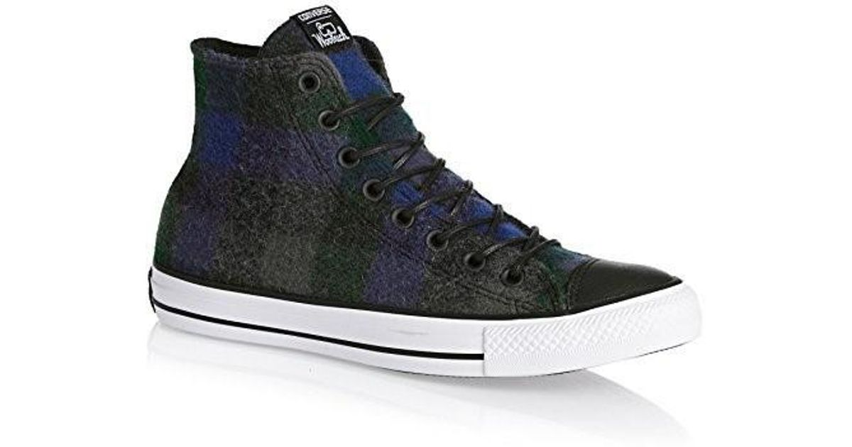 8b5336f02d31a4 Lyst - Converse X Woolrich Chuck Taylor All Star High Top Fashion-sneakers  153835c-049 8.5 for Men