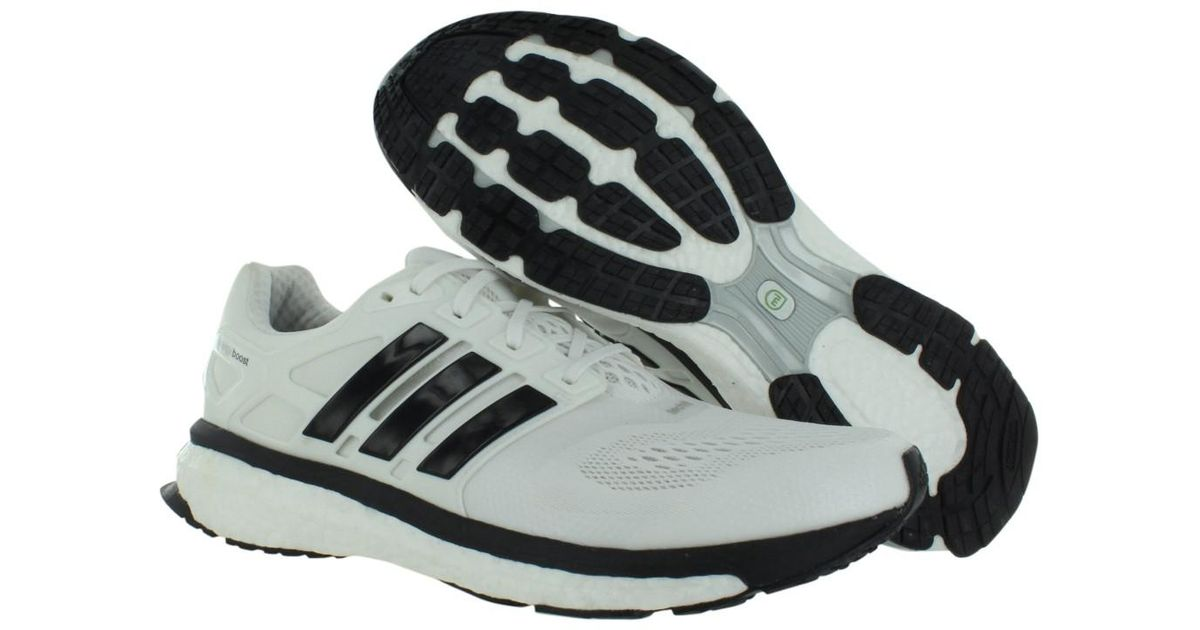 adidas Energy Boost 2 ESM Blue BeautyRunning WhiteSolar Blue