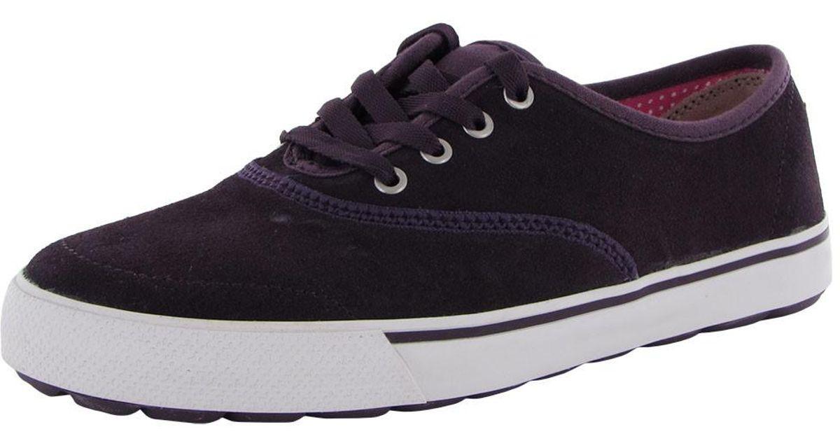 9e7785a7a8d7a3 Lyst - Skechers Go Vulc Thread 13734 Fashion Sneaker Shoe in Purple