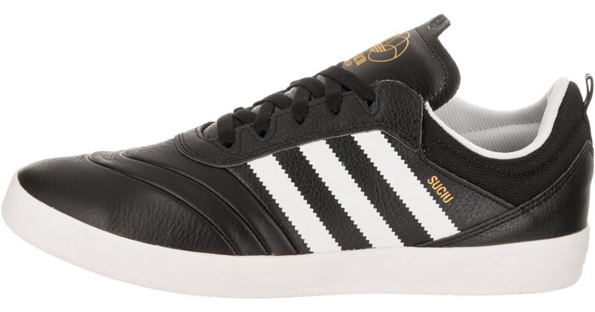 Adidas Multicolor Suciu Adv Cblackftwwhtgoldmt Skate Shoe 8 Men Us for Men Lyst