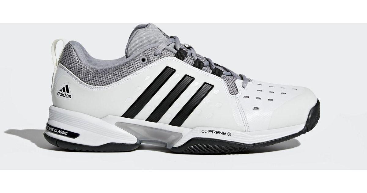 new concept 00bfa 4e74f Lyst - adidas Originals Barricade Classic Wide 4e Shoes in W