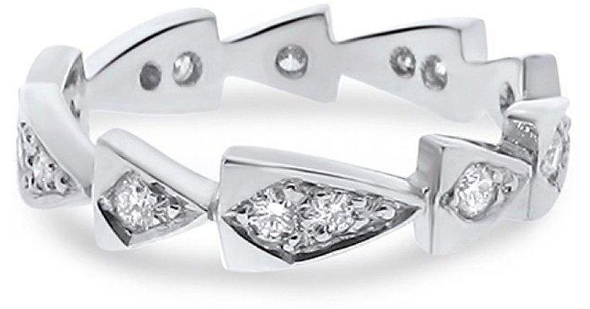 Argenton Design Rose Gold London Blue Topaz Crown Ring - UK M 1/2 - US 6 1/4 - EU 53 1/2 y9ZIm