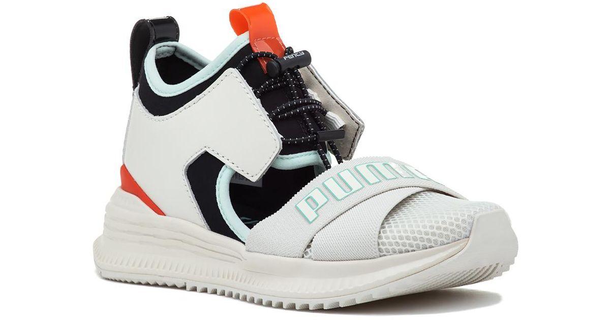 finest selection e1c52 24f47 PUMA Fenty X Puma Avid Sneaker Vanilla Ice-bay-black for men